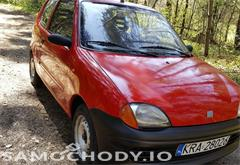 fiat seicento Fiat Seicento 0.9, Zdrowa Blacha, 2 KPL Kół