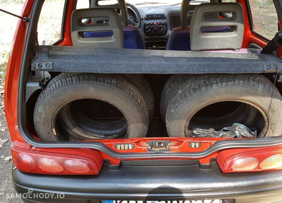 Fiat Seicento 0.9, Zdrowa Blacha, 2 KPL Kół 56