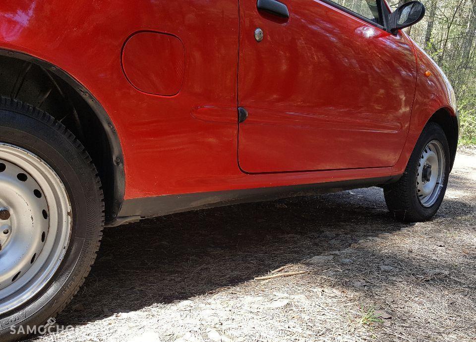 Fiat Seicento 0.9, Zdrowa Blacha, 2 KPL Kół 4