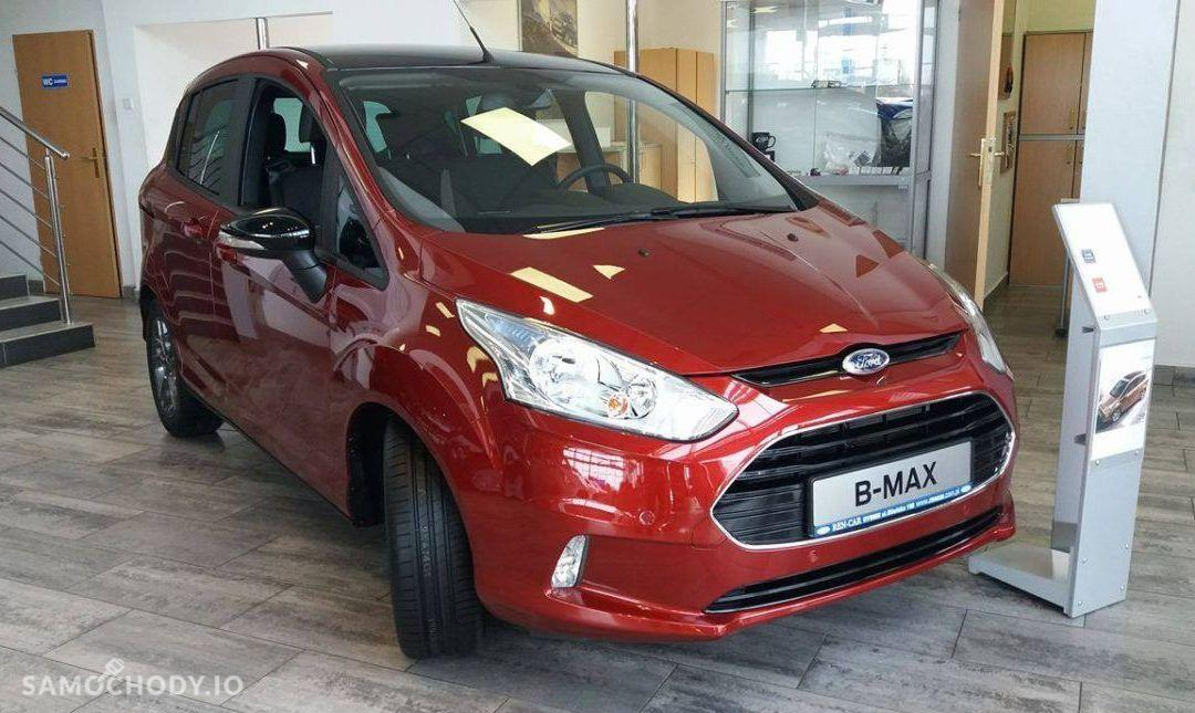 Ford B-MAX nowa wersja Colour-Line! 1.0 Ecoboost 100KM 2017 rok /140 2