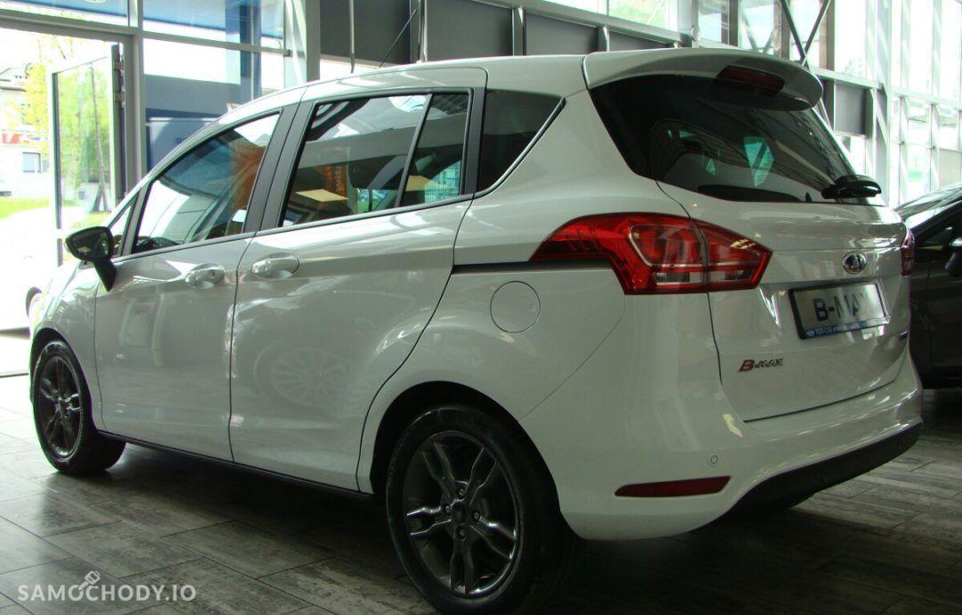 """Ford B-MAX """"Colour-line""""  Biły z Dachem w kolorze CZARNYM HIT! 46"""