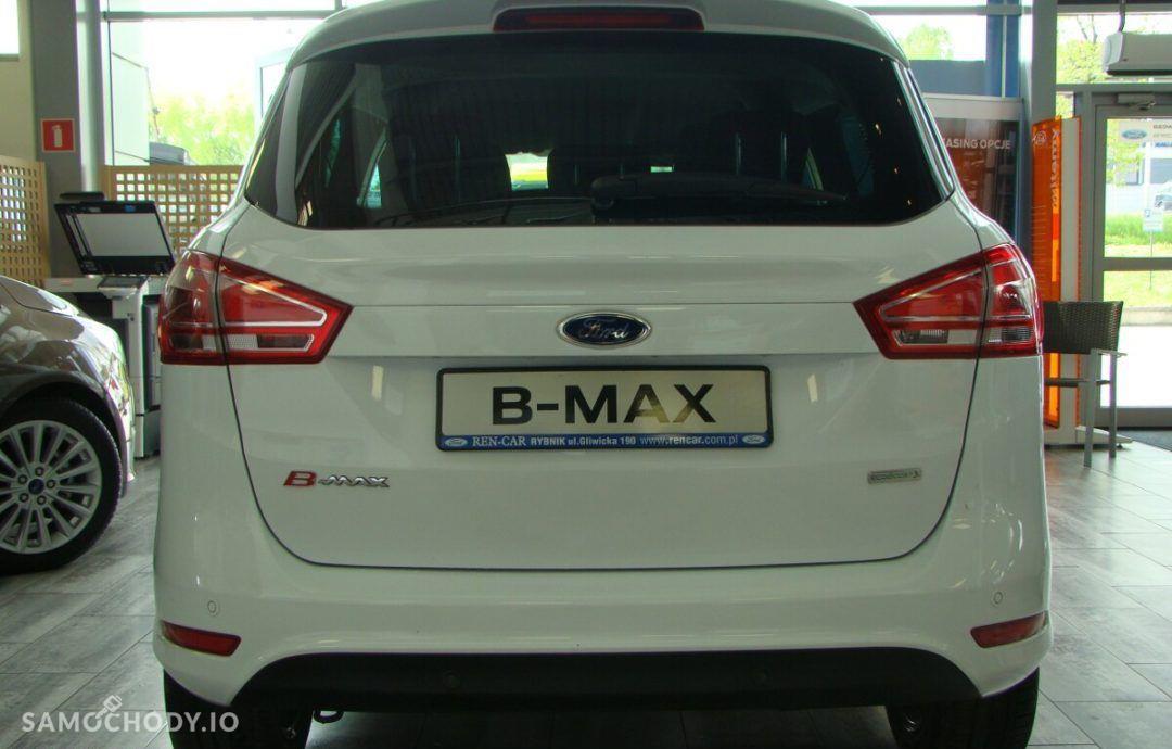 """Ford B-MAX """"Colour-line""""  Biły z Dachem w kolorze CZARNYM HIT! 22"""