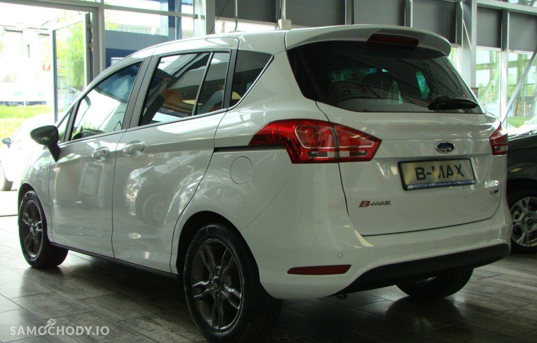 """Ford B-MAX """"Colour-line""""  Biły z Dachem w kolorze CZARNYM HIT! 29"""