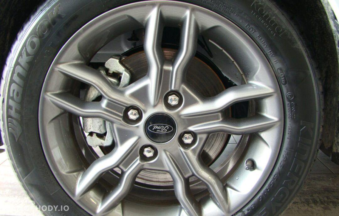 """Ford B-MAX """"Colour-line""""  Biły z Dachem w kolorze CZARNYM HIT! 37"""