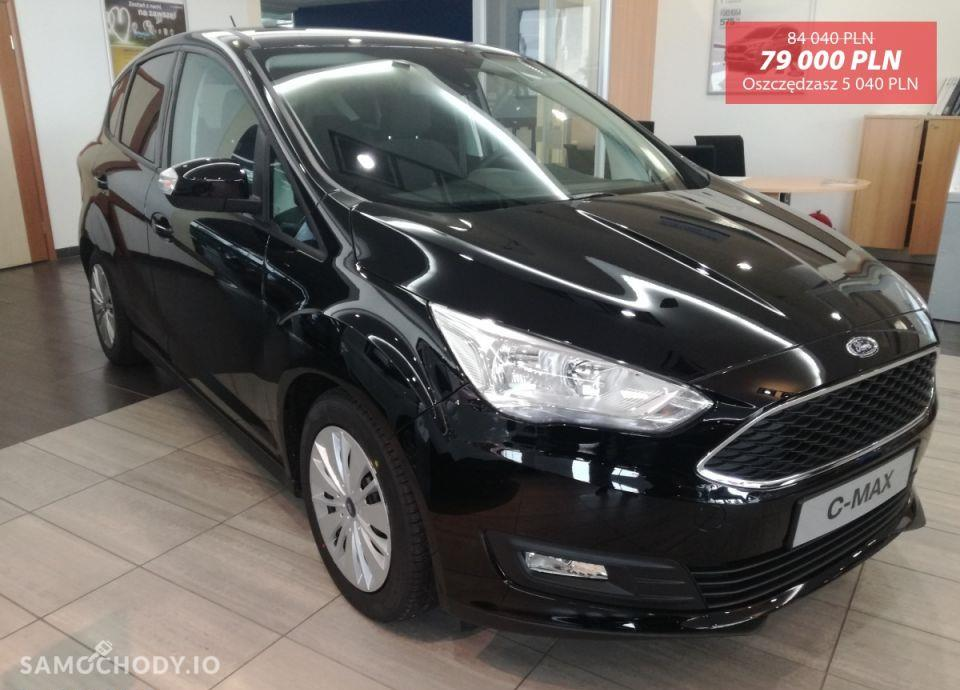 Ford C-MAX 1.6 Ti-VCT 125 KM Trend 11