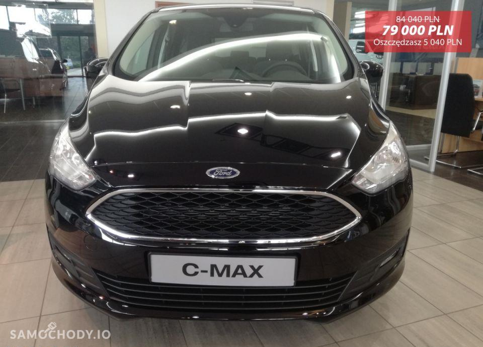 Ford C-MAX 1.6 Ti-VCT 125 KM Trend 16