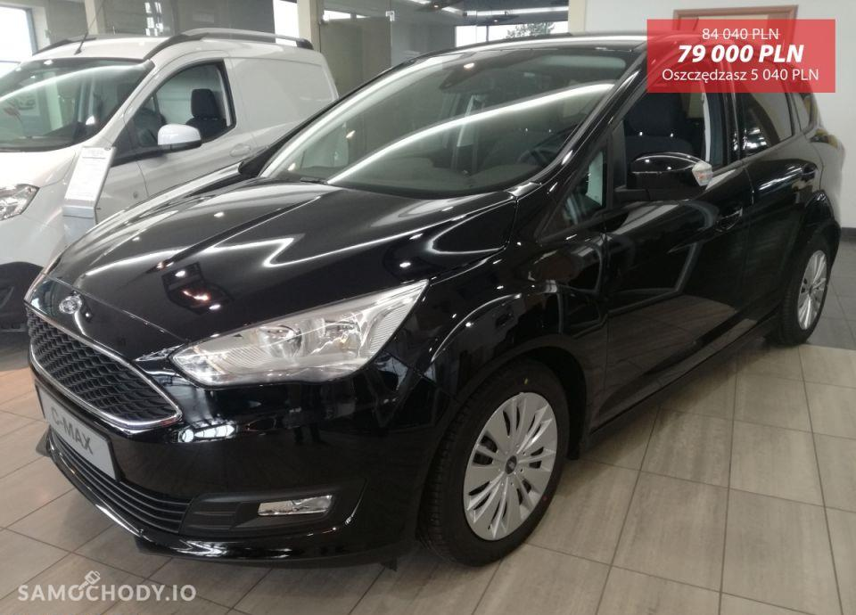 Ford C-MAX 1.6 Ti-VCT 125 KM Trend 1