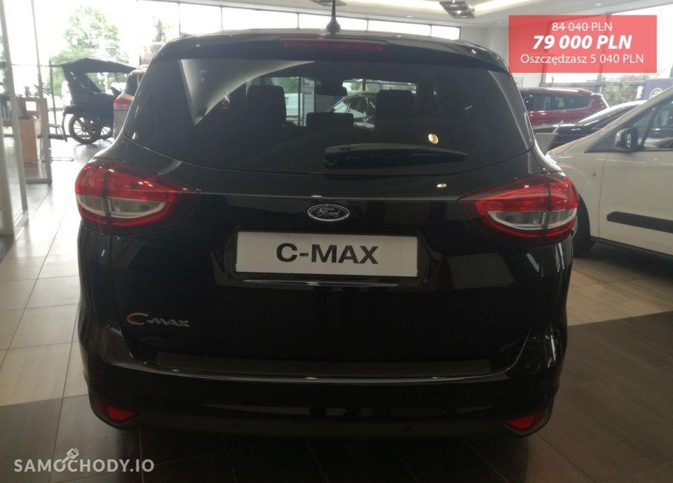 Ford C-MAX 1.6 Ti-VCT 125 KM Trend 4