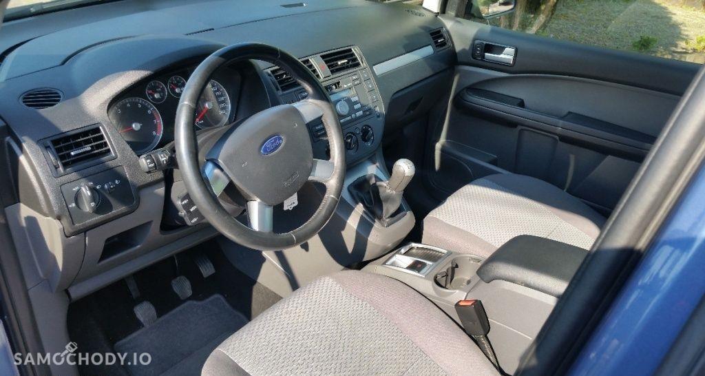 Ford C-MAX 1.8 Alu Klima Tuv/Dekra Podgrzewane Fotele 2Komplety Kół 11