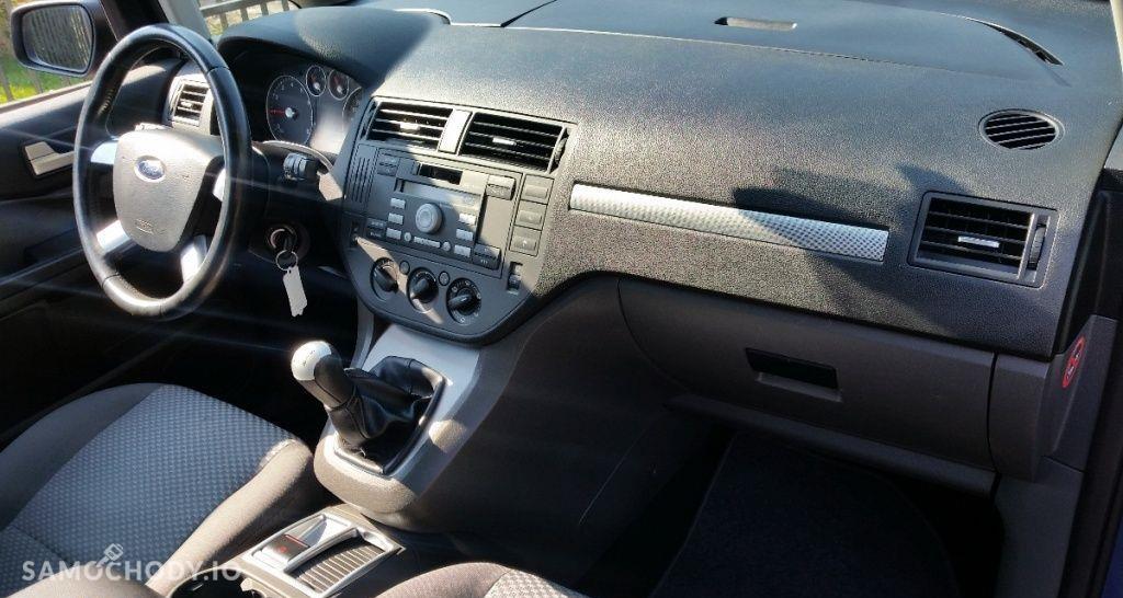Ford C-MAX 1.8 Alu Klima Tuv/Dekra Podgrzewane Fotele 2Komplety Kół 16