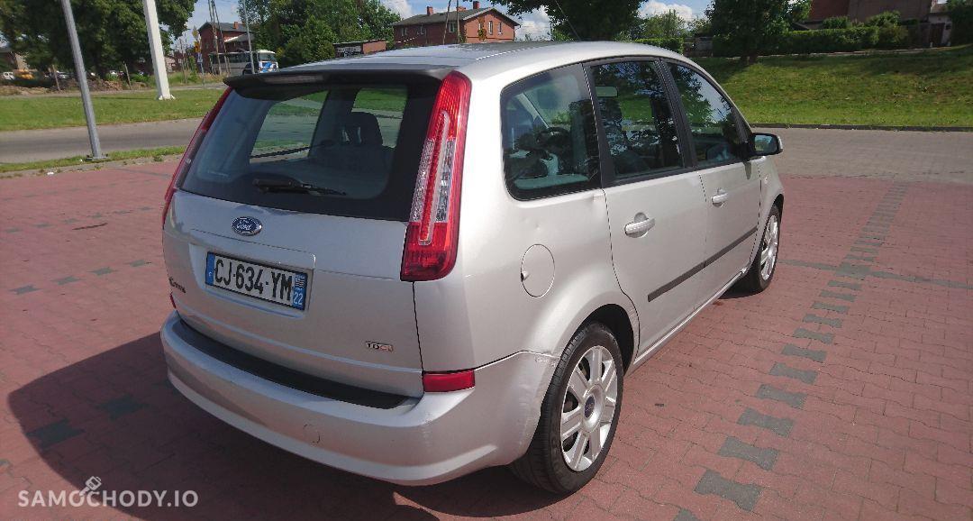Ford C-MAX 1.6 TDCi 2008r *LIFT* *KLIMA* *SERWIS*! Ekonomiczny ! 5l/100km 2