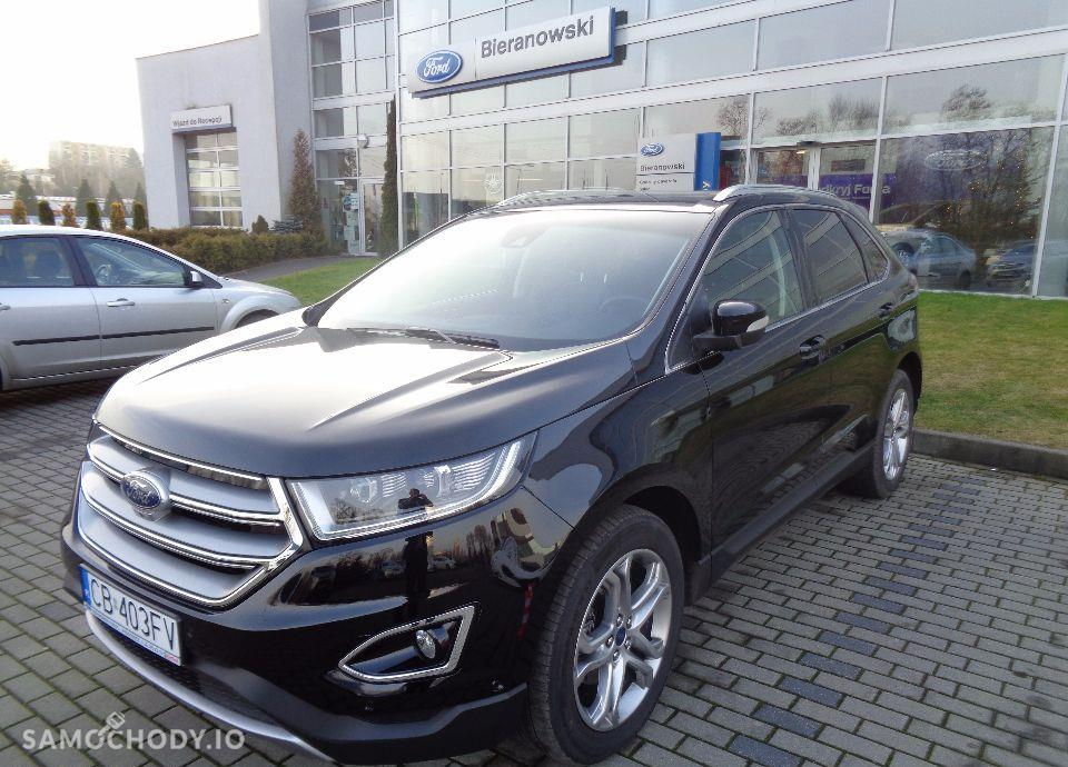 Ford EDGE 2.0 TDCi 210 KM, PowerShift, AWD ! Salon FORD ! Auto DEMO ! 1