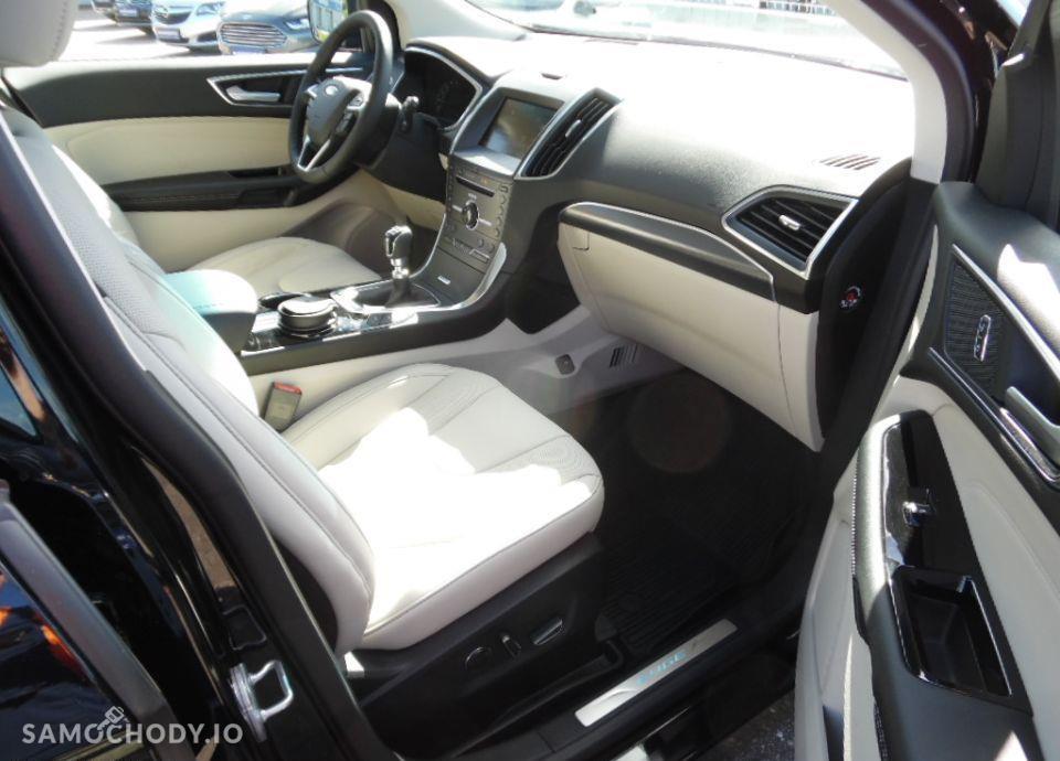 Ford EDGE FORD Edge 2.0 TDCi 180 KM, M6, AWD Titanium 5 drzwiowy 16