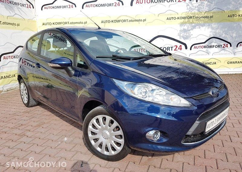 Ford Fiesta Gwarancja-Jeden właściciel-Ks.serwisowa-Org przebieg 4