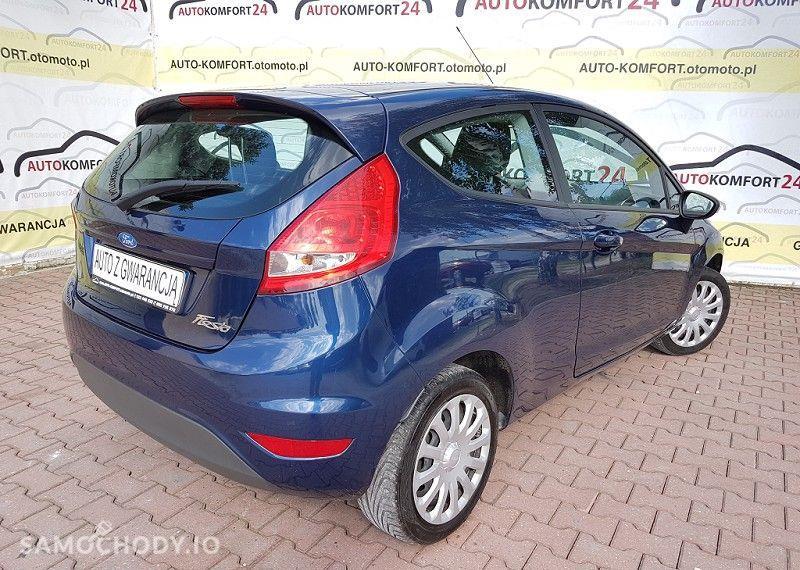 Ford Fiesta Gwarancja-Jeden właściciel-Ks.serwisowa-Org przebieg 2