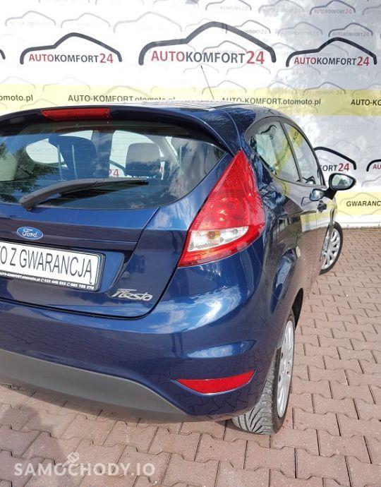 Ford Fiesta Gwarancja-Jeden właściciel-Ks.serwisowa-Org przebieg 46