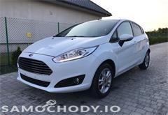 ford z województwa wielkopolskie Ford Fiesta benzyna (80KM), klimatyzacja, podgrzewane fotele...