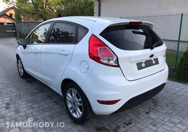 Ford Fiesta benzyna (80KM), klimatyzacja, podgrzewane fotele... 7