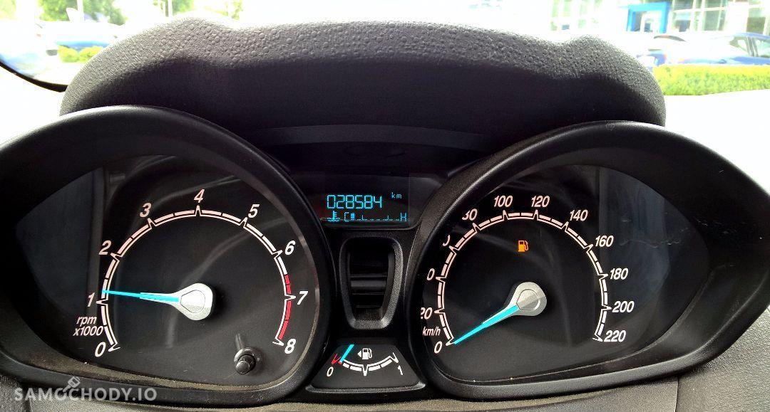 Ford Fiesta Vat 23% Salon PL ASO Gwarancja 82KM I Właściciel 11