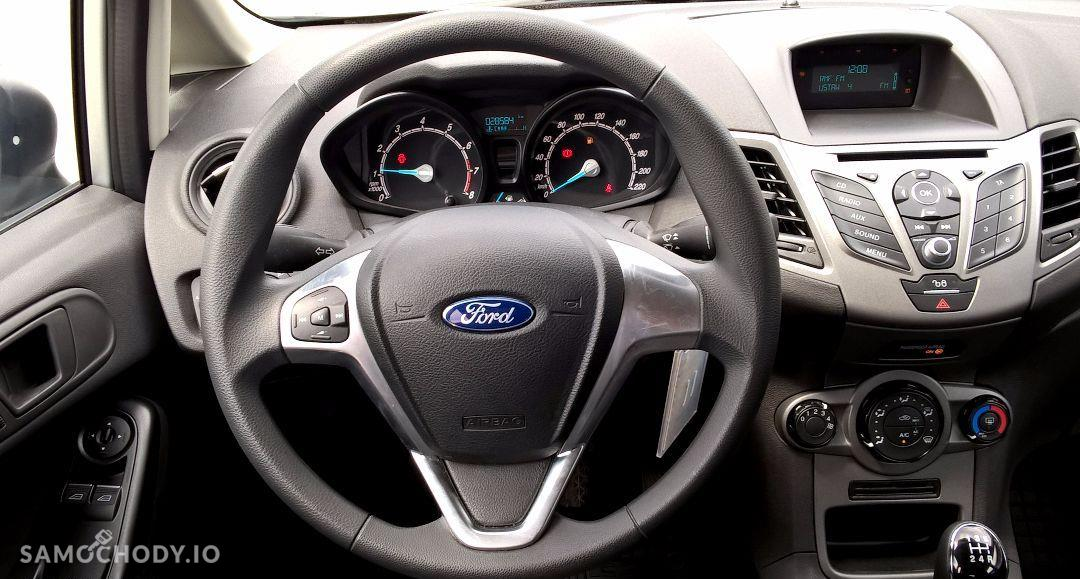 Ford Fiesta Vat 23% Salon PL ASO Gwarancja 82KM I Właściciel 29