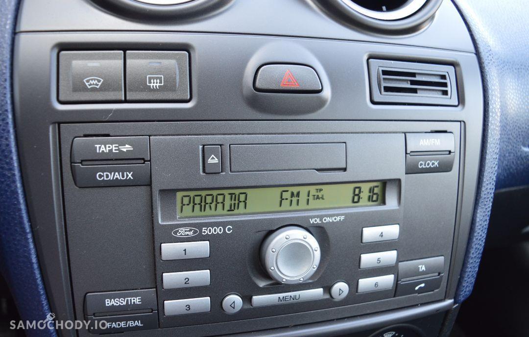 Ford Fiesta 1,3 Benzyna,grzana szyba przód,klima, 46
