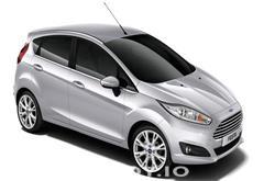 ford z województwa mazowieckie Ford Fiesta 1.25 82KM