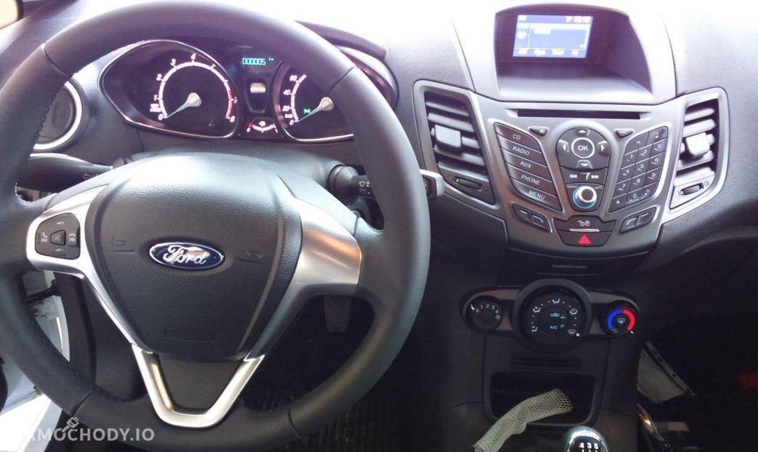 Ford Fiesta Trend 1,25 /82KM Pakiet Silver X Plus , 2017 37