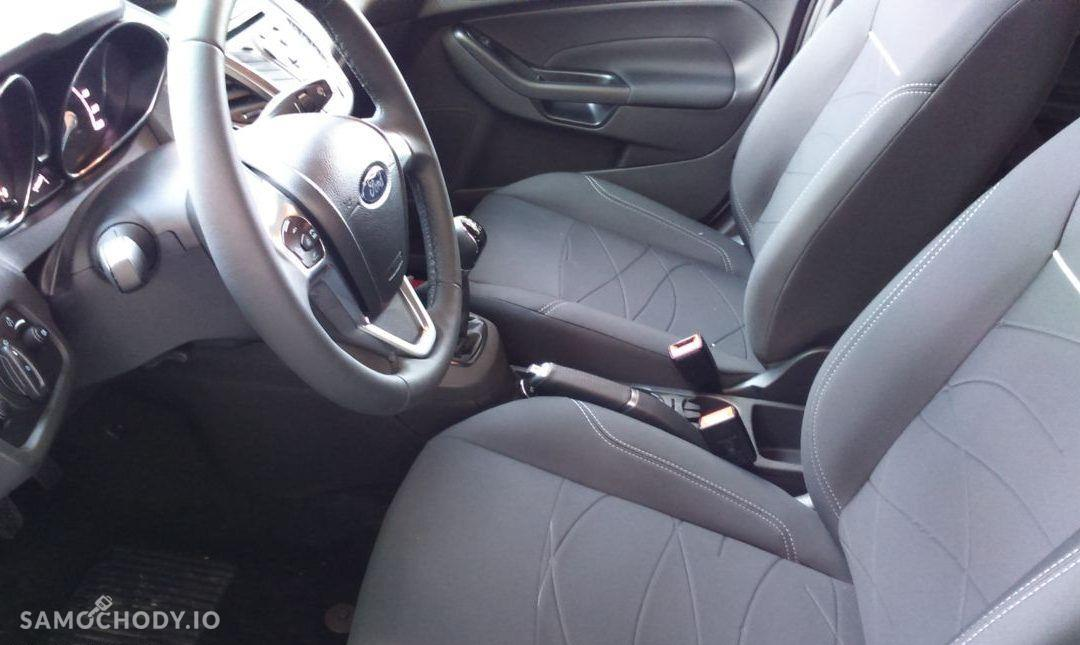 Ford Fiesta Trend 1,25 /82KM Pakiet Silver X Plus , 2017 29