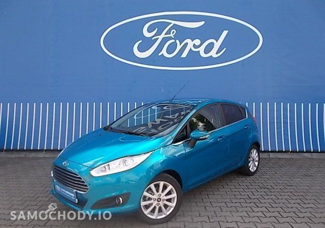 Ford Fiesta WYPRZEDAŻ, Gwarancja, Sprzedaje Salon Forda w Toruniu Faktura VAT 23% 1