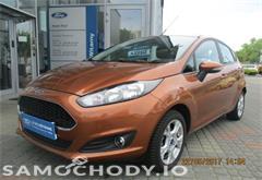 z miasta włocławek Ford Fiesta 1.4 96KM Jak Nowa Gwarancja Fabryczna Sprzedaje Salon Forda Vat 23%
