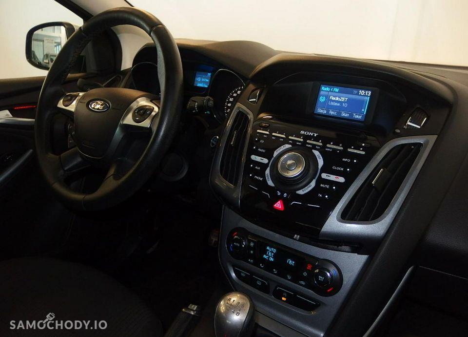 Ford Focus 1.6 TDCI 105KM Titanium ECOnetic Dealer Plichta VW FV23 16