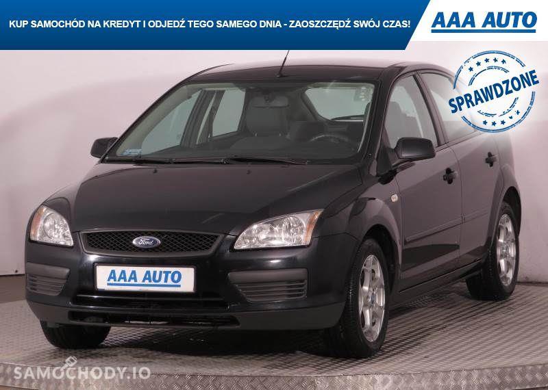 Ford Focus 1.6 i, Salon Polska, 1. Właściciel, VAT 23%, Klima ,Bezkolizyjny,ALU 4