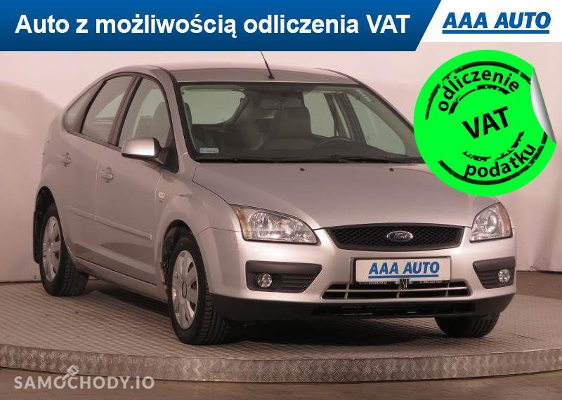Ford Focus 1.6 i, Salon Polska, Serwis ASO, VAT 23%, Klima 1