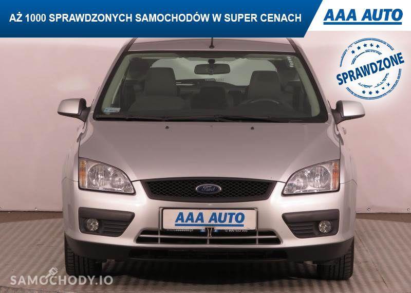 Ford Focus 1.6 i, Salon Polska, Serwis ASO, VAT 23%, Klima 2