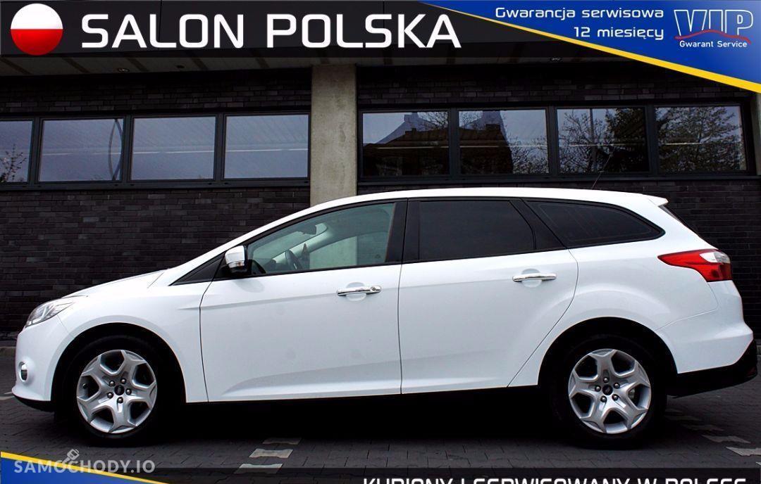 Ford Focus SALON POLSKA/ FV23%/ Gwarancja Serwisowa/ SPORT/ 115KM/ Czujniki 16