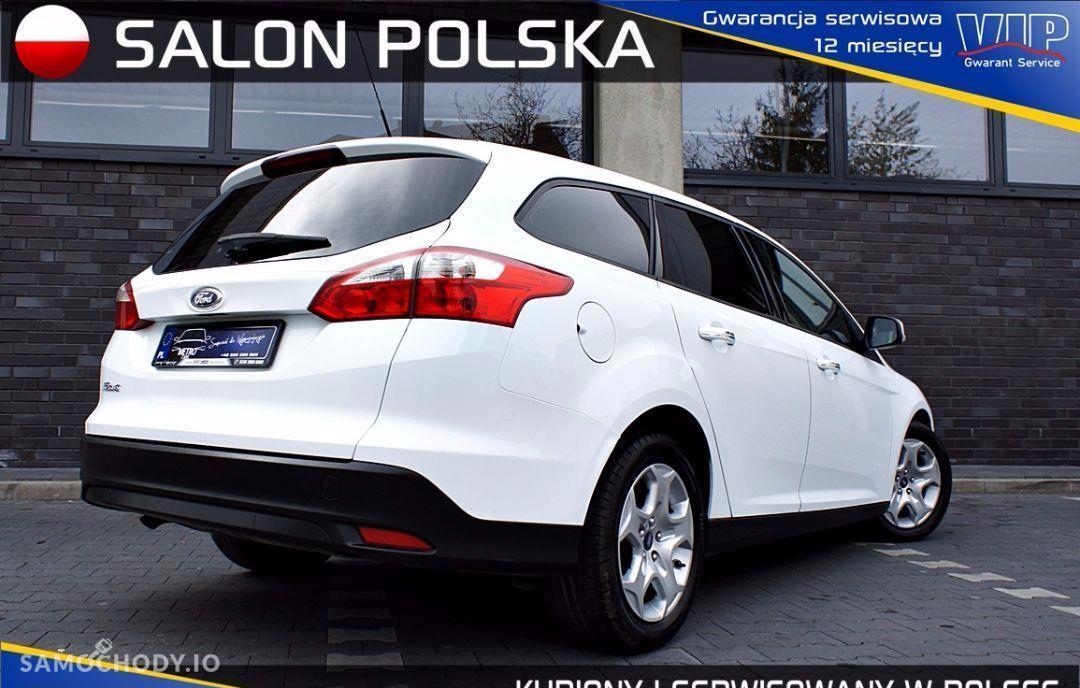 Ford Focus SALON POLSKA/ FV23%/ Gwarancja Serwisowa/ SPORT/ 115KM/ Czujniki 22