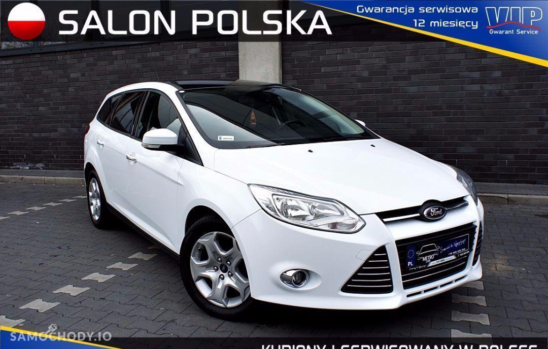 Ford Focus SALON POLSKA/ FV23%/ Gwarancja Serwisowa/ SPORT/ 115KM/ Czujniki 4