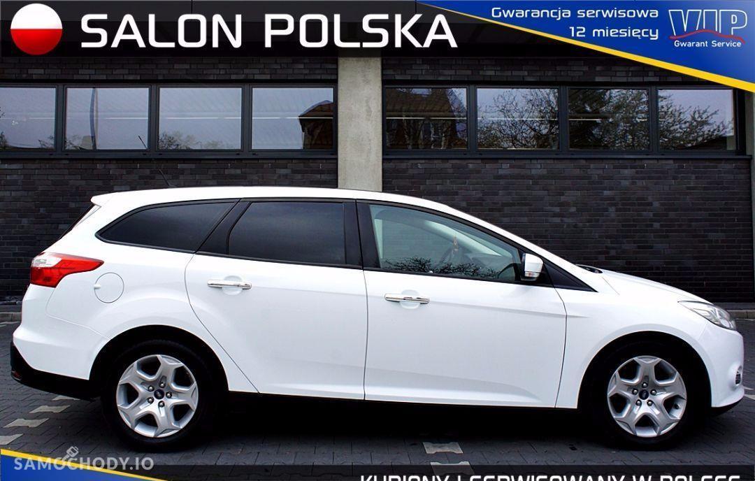 Ford Focus SALON POLSKA/ FV23%/ Gwarancja Serwisowa/ SPORT/ 115KM/ Czujniki 29