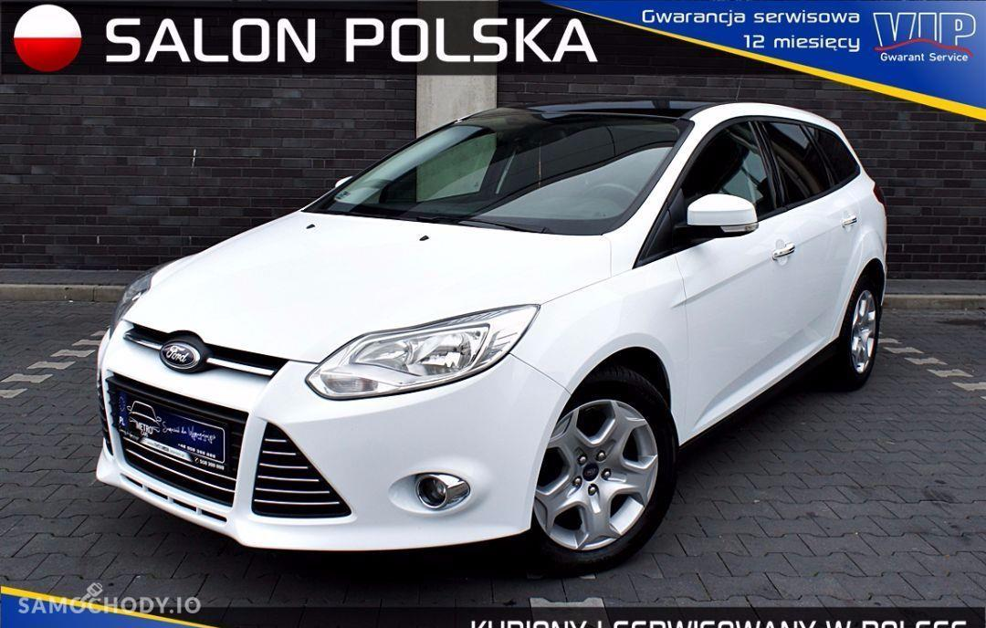 Ford Focus SALON POLSKA/ FV23%/ Gwarancja Serwisowa/ SPORT/ 115KM/ Czujniki 2