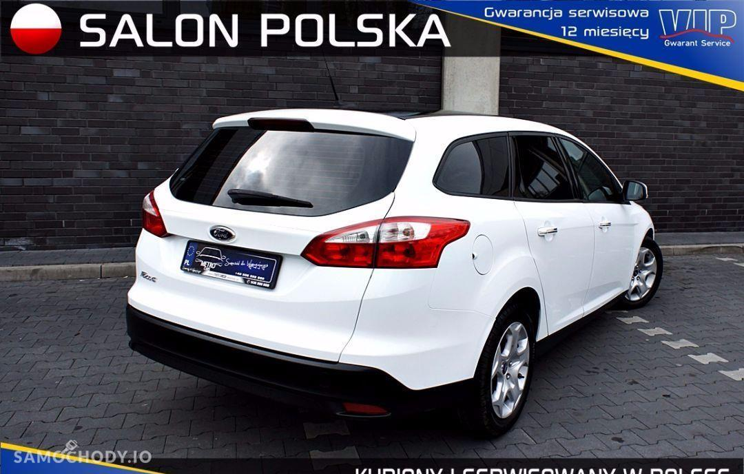 Ford Focus SALON POLSKA/ FV23%/ Gwarancja Serwisowa/ SPORT/ 115KM/ Czujniki 11