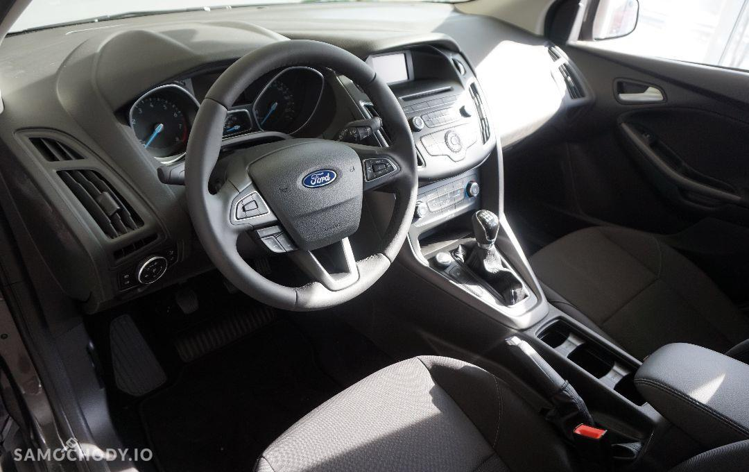 Ford Focus FORD FOCUS 1,0 EcoBoost 100 km TREND + GOLD + opcje 4