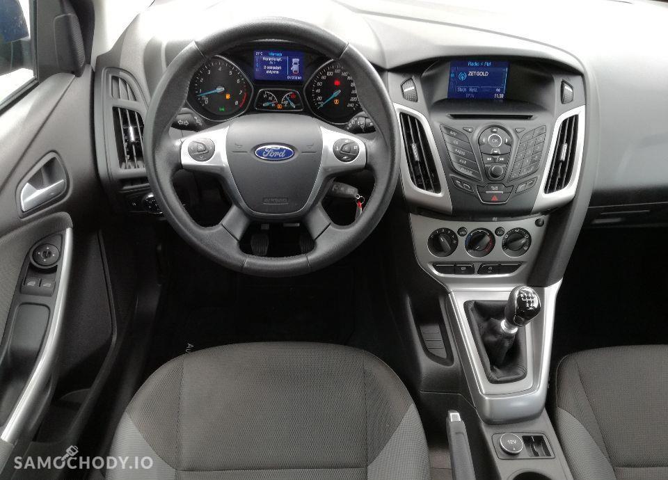 Ford Focus KOMBI Trend+NAVI 1,0T Ecoboost 125KM od dealera Ford z gwarancją 46