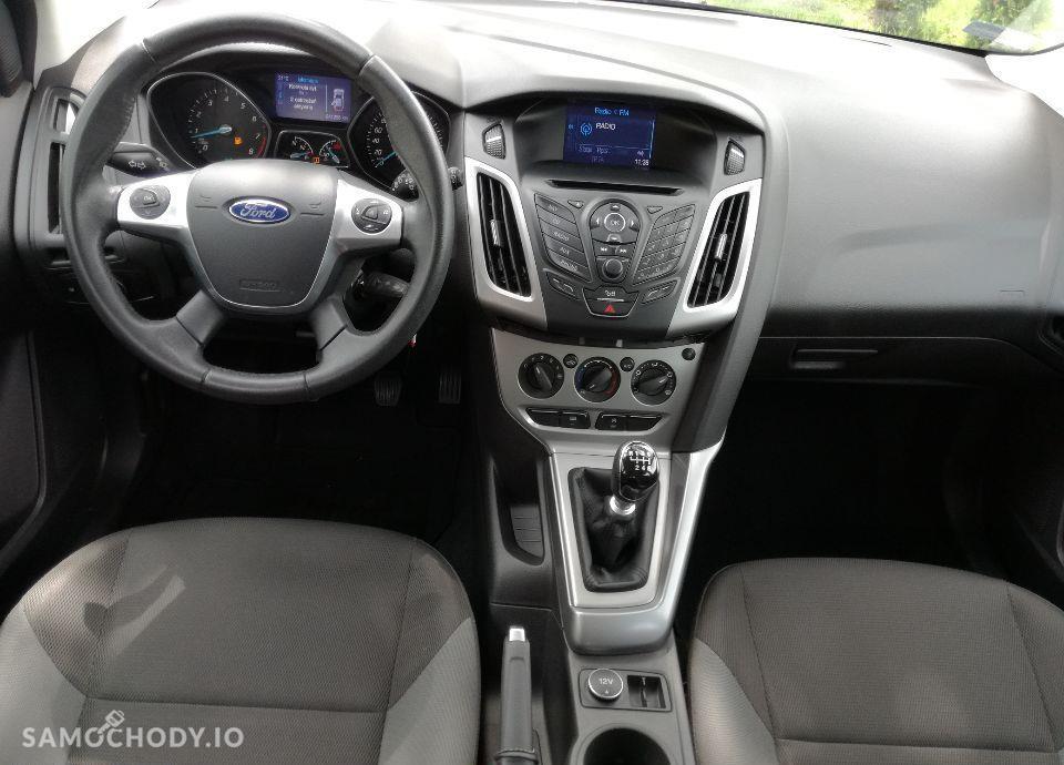 Ford Focus KOMBI Trend+NAVI 1,0T Ecoboost 125KM od dealera Ford z gwarancją 37
