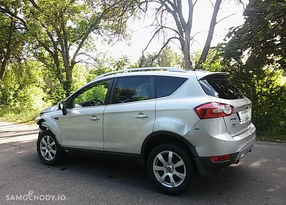 Ford Kuga 2.0TDCI Navigacja Panorama 1 Właściciel 7