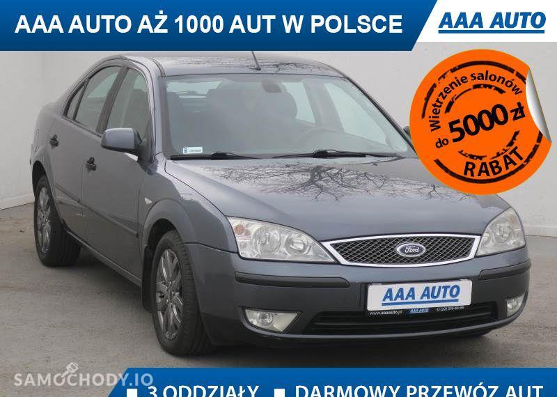 Ford Mondeo 2.0 TDCi, Salon Polska, Klimatronic,ALU 1