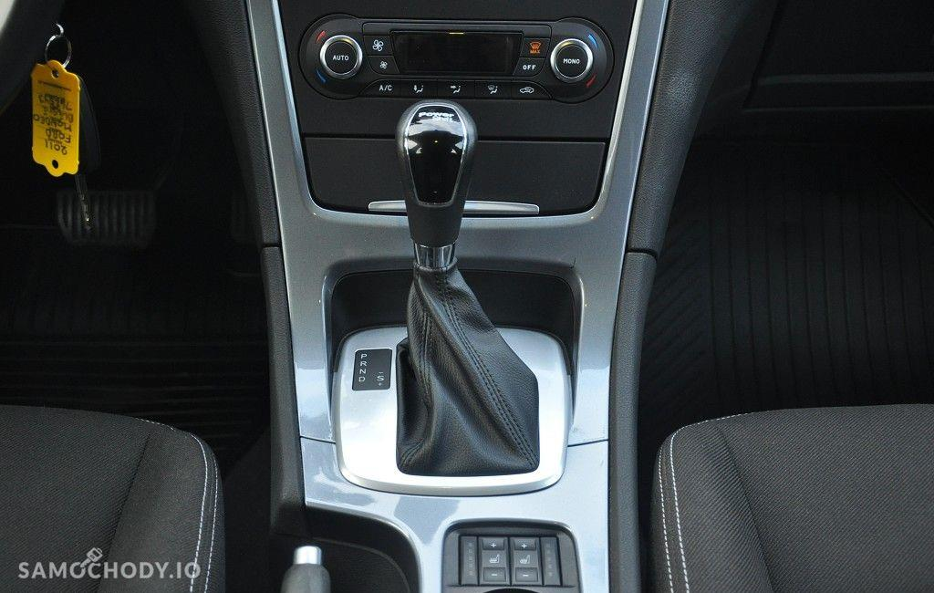 Ford Mondeo 2,0tdci 140KM, automat, serwisowany w Aso, Vat 23% 46
