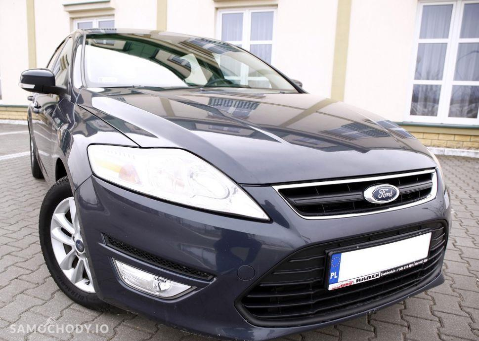 Ford Mondeo SalonPL/1 Ręka/F.VAT/Oryg.Lakier/Serwis-ASO/Klimatronic/6Biegów/ 2