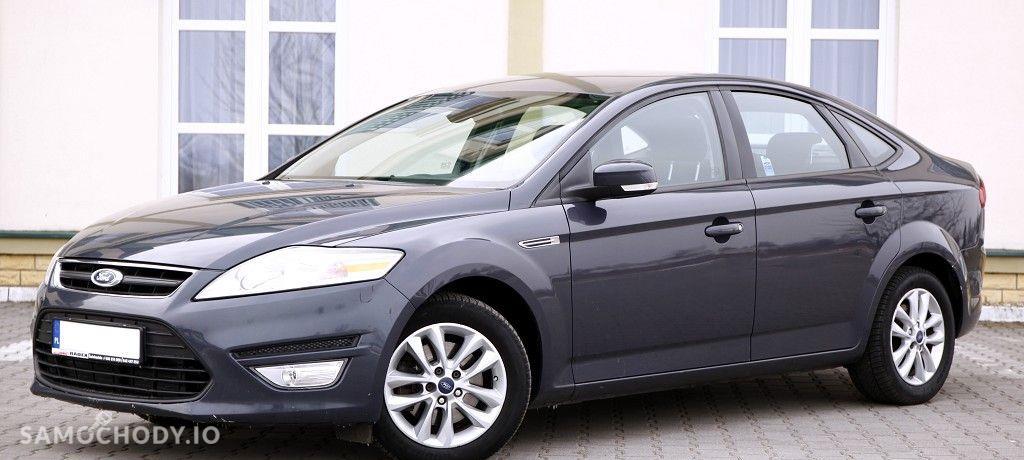 Ford Mondeo SalonPL/1 Ręka/F.VAT/Oryg.Lakier/Serwis-ASO/Klimatronic/6Biegów/ 1