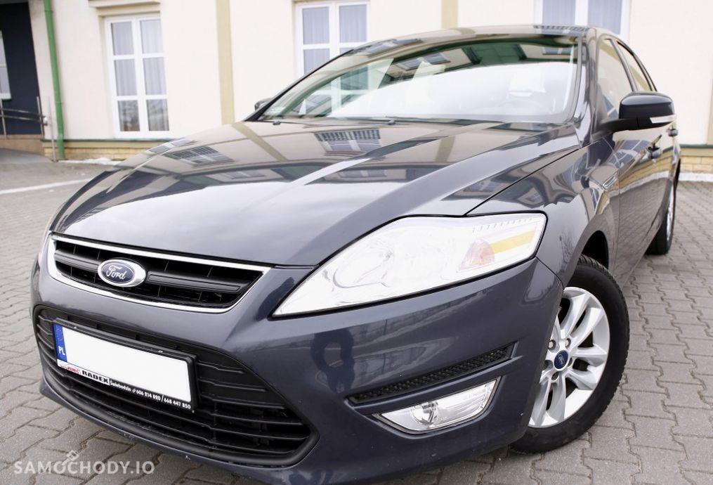 Ford Mondeo SalonPL/1 Ręka/F.VAT/Oryg.Lakier/Serwis-ASO/Klimatronic/6Biegów/ 4