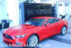 ford mustang ecoboost race red 317km pakiet premium maj 2017